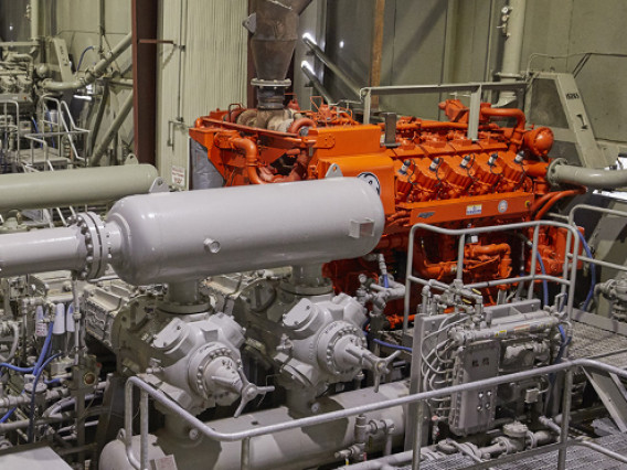Jenbacher and Waukesha Gas Engines - INNIO