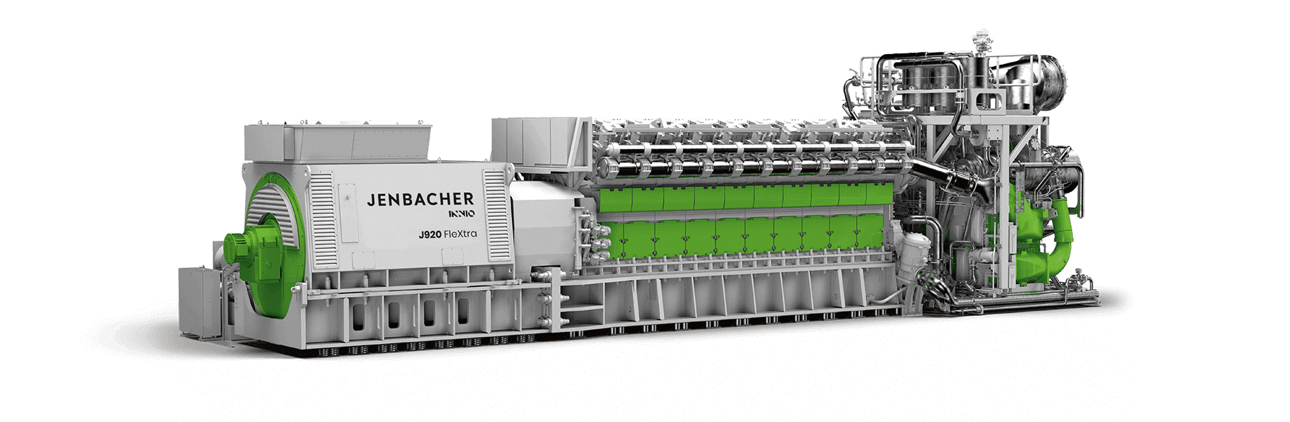 Jenbacher gas engines