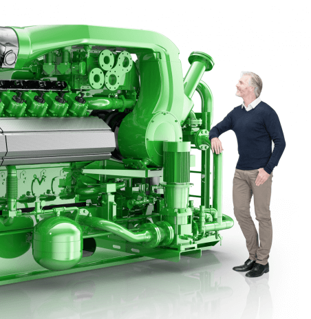 Jenbacher Gas Engine Services