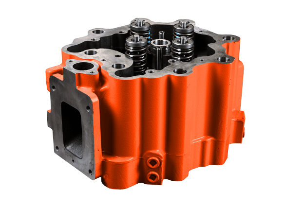 VHP Series 4  xCooled Cylinder Head